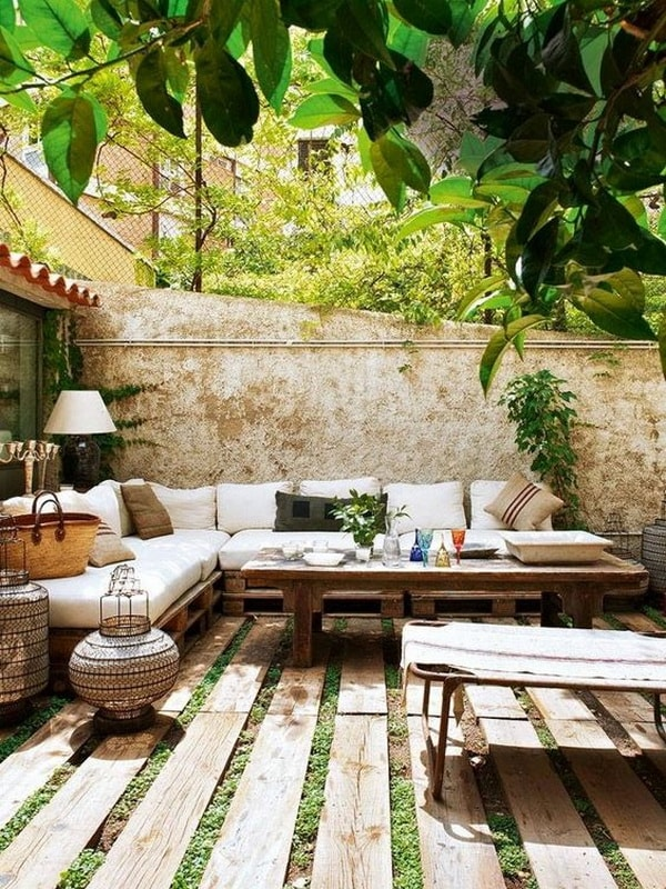 The Best Ideas Of Rustic Terraces 7