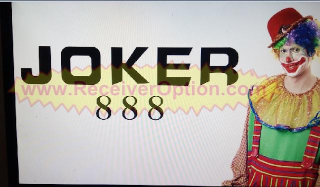 JOKER 888 1506T HD RECEIVER NEW SOFTWARE