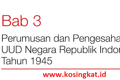Kunci Jawaban PKN Kelas 7 Halaman 81 Uji Kompetensi 3