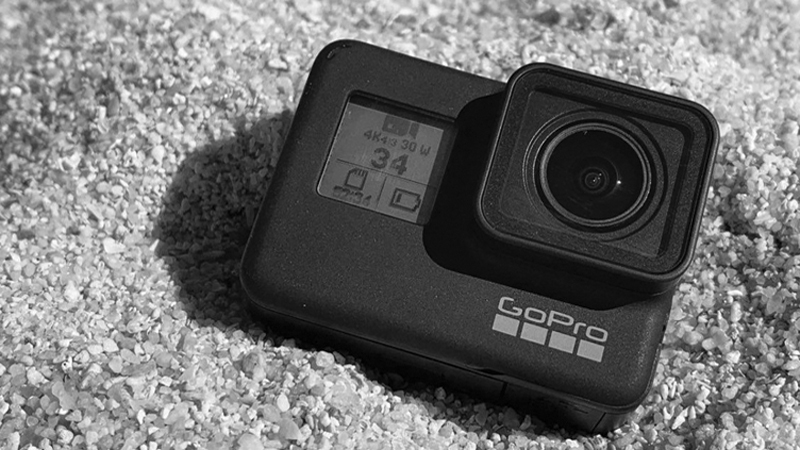 Leaked) The future GoPro Hero 8 and its unveiled features