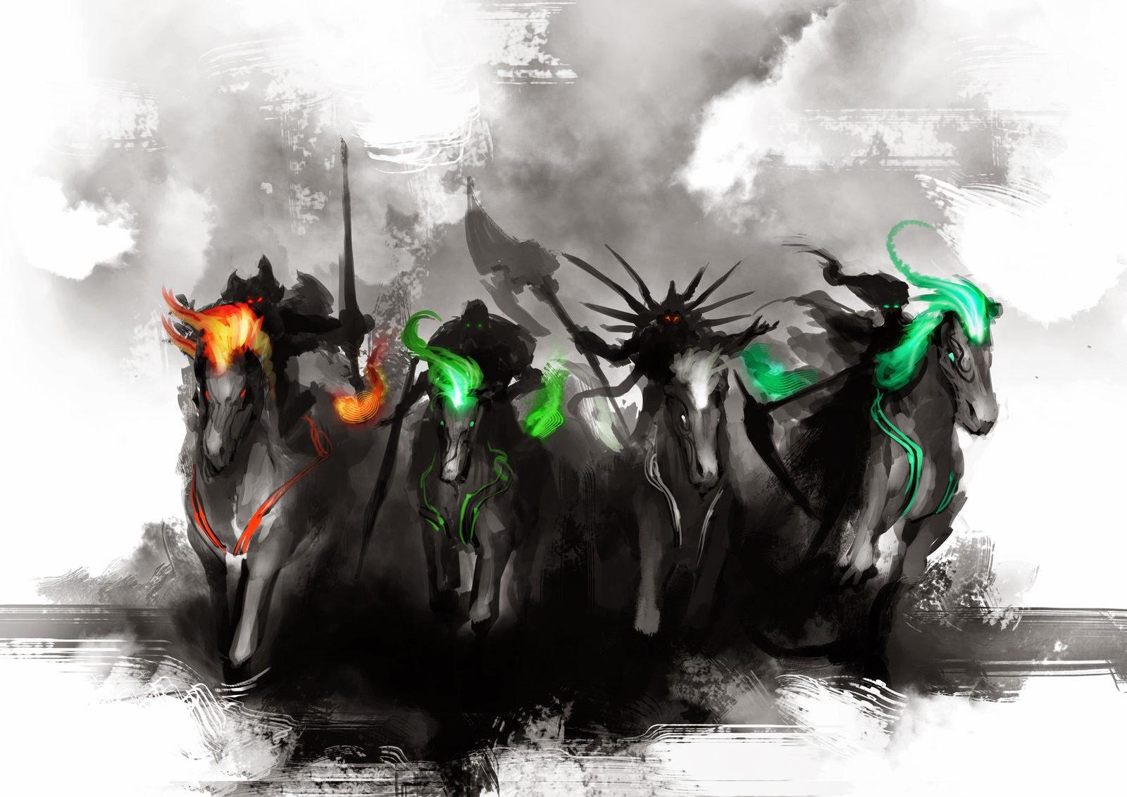 4 Horseman