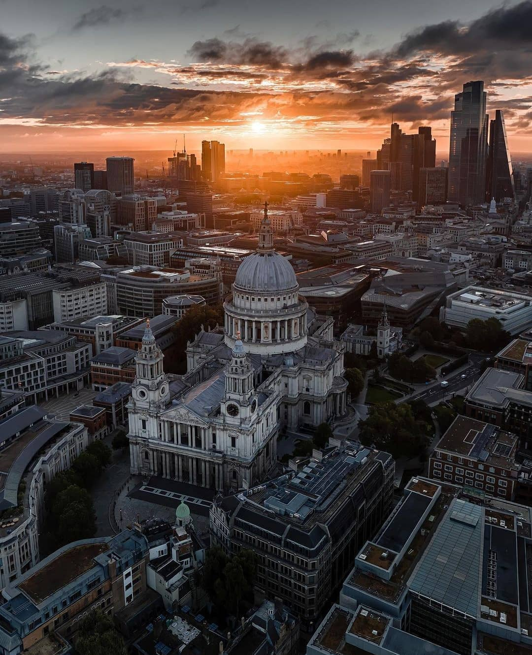 St Paul's Cathedral London Gereja terpopuler london