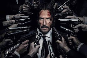 "The film critic opened the killing ring, ""Thrilling John Wick: Chapter 3 - Parabellum (2019)"""