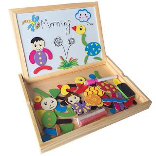 Puzzles de Madera Magnético, comprar juguetes para niños