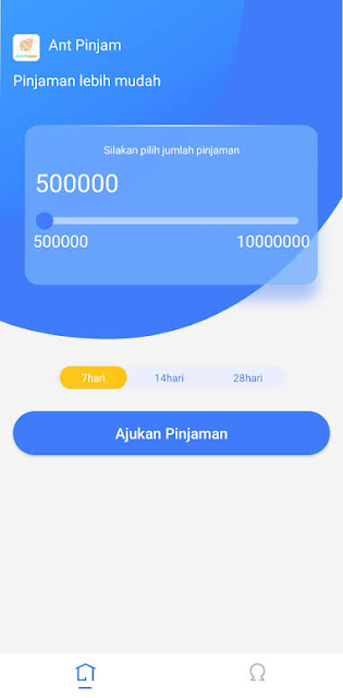 ant pinjaman online