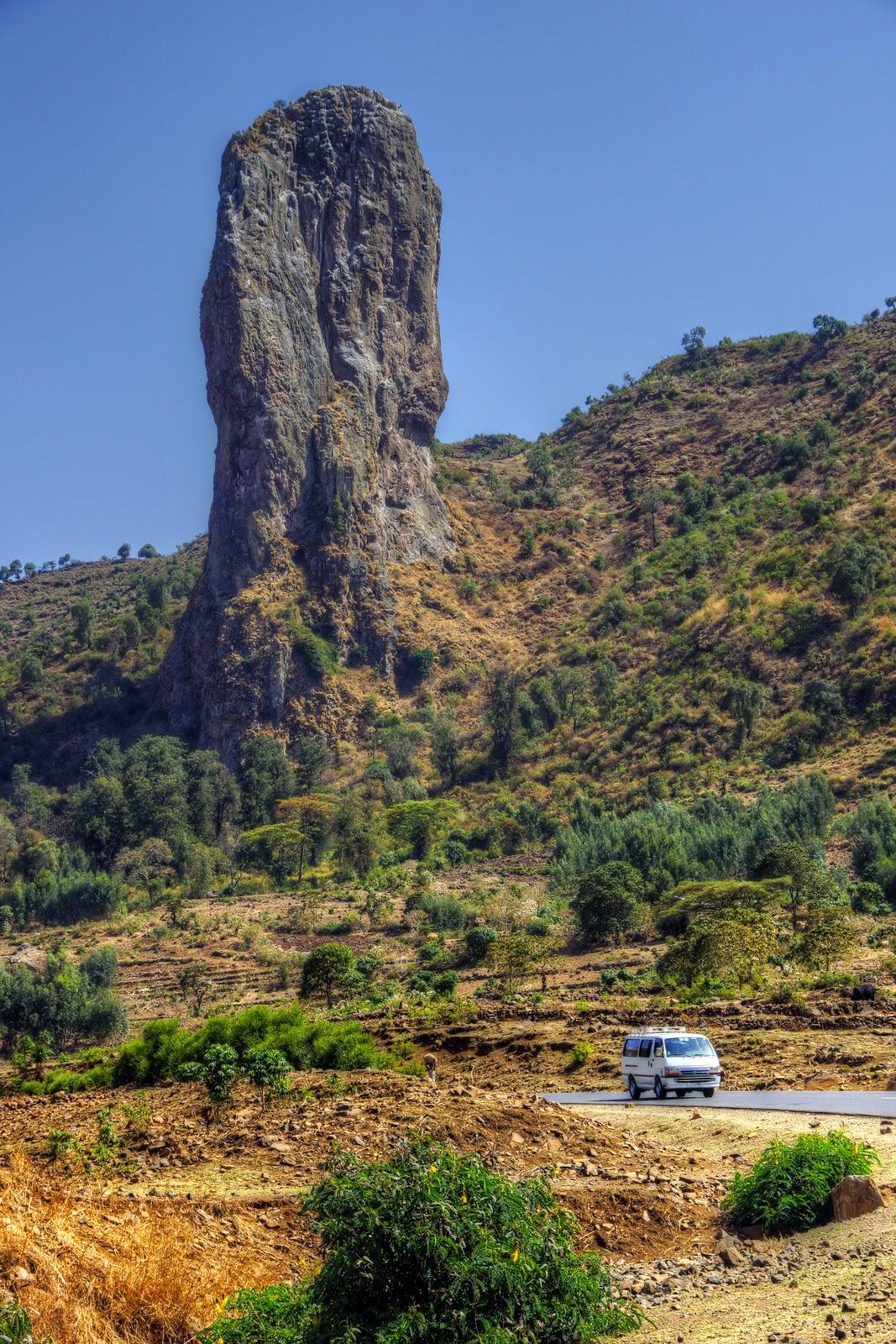 10 Best Adventure Holiday Destinations | ethiopian landscape by mariusz kluzniak