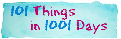 101 Things in 1001 Days