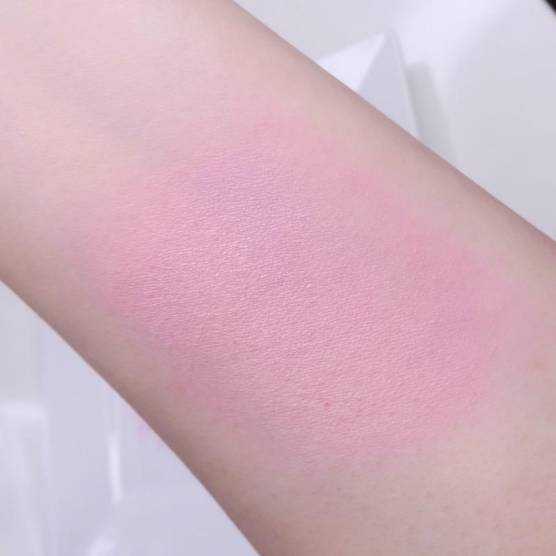 Givenchy Prisme Libre Blush Mousseling Libre swatch review