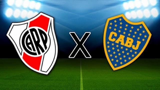 Resultado de imagem para River Plate x Boca Juniors