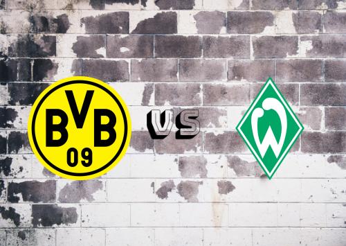 Borussia Dortmund vs Werder Bremen  Resumen y Partido Completo