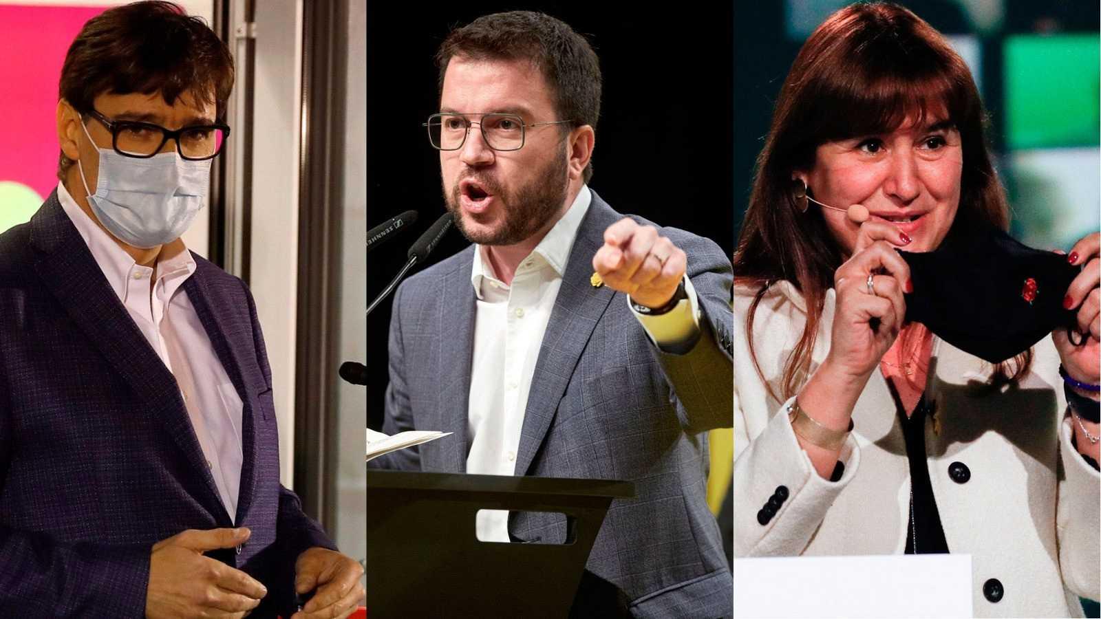 Los independentistas catalanes, listos para renovarse en el poder tras comicios regionales