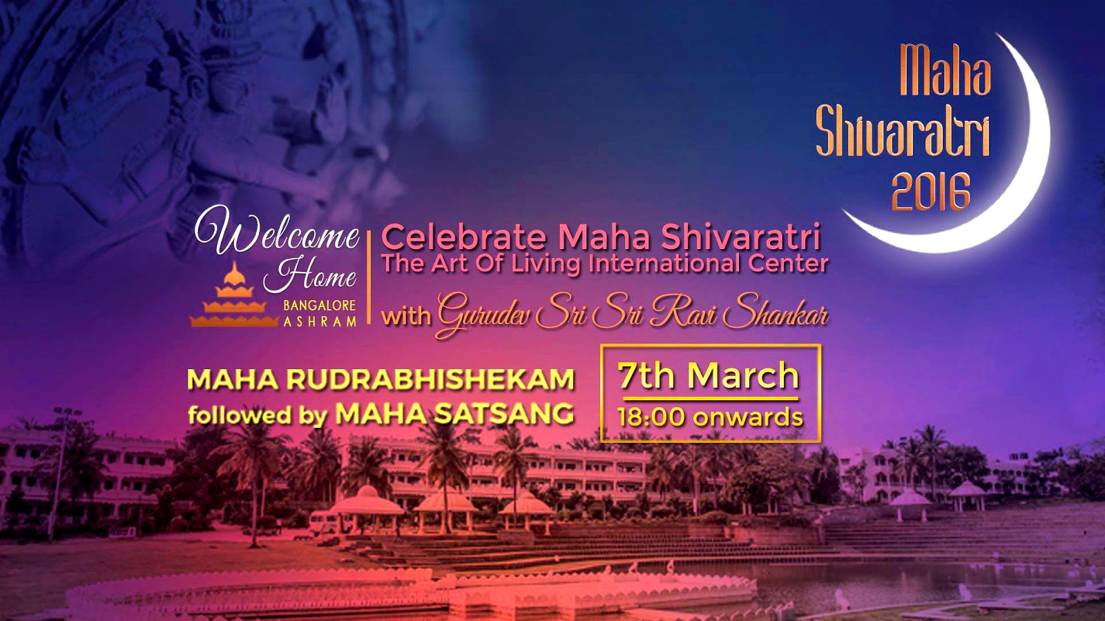 Maha Shivaratri Celebrations 2016