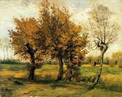 van Gogh, Jesień