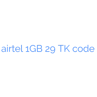 Airtel 1 GB Offer BD, Airtel 1 GB Offer at 29 Tk code, Airtel 1 GB Offer at 21 BDT,