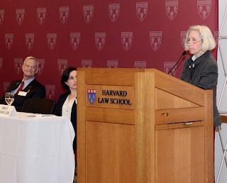 Dean Minow speaks at Food Law & Policy Summit