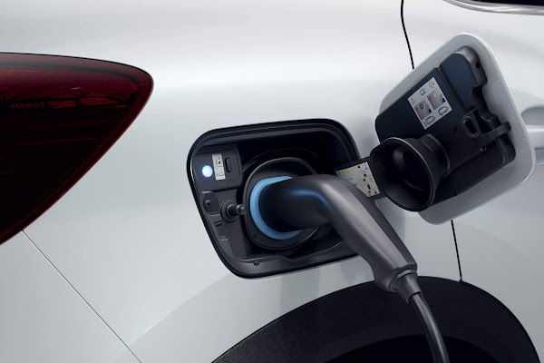 Renault Captur 2022 E-Tech Hybrid