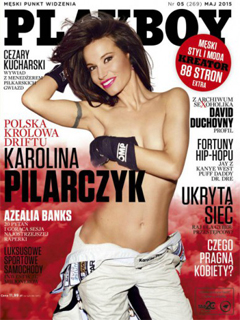 Revista Playboy Polonia-Mayo 2015 PDF Digital