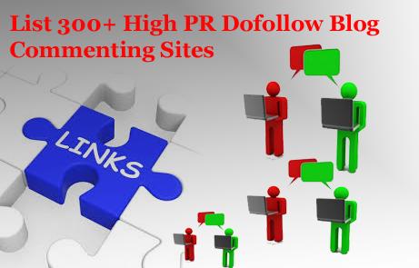 List 300+ High PR Dofollow Blog Commenting Sites | Christof Friedmann