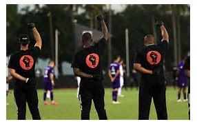Black Players for Change make incredible pregame proclamation as MLS returns