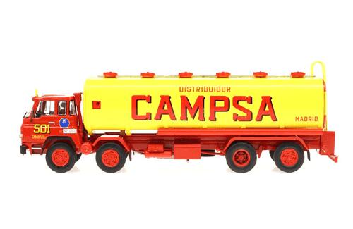 Barreiros 8235 cisterna Campsa 1:43 vehiculos de reparto y servicio