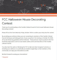 Halloween House Decorating Contest