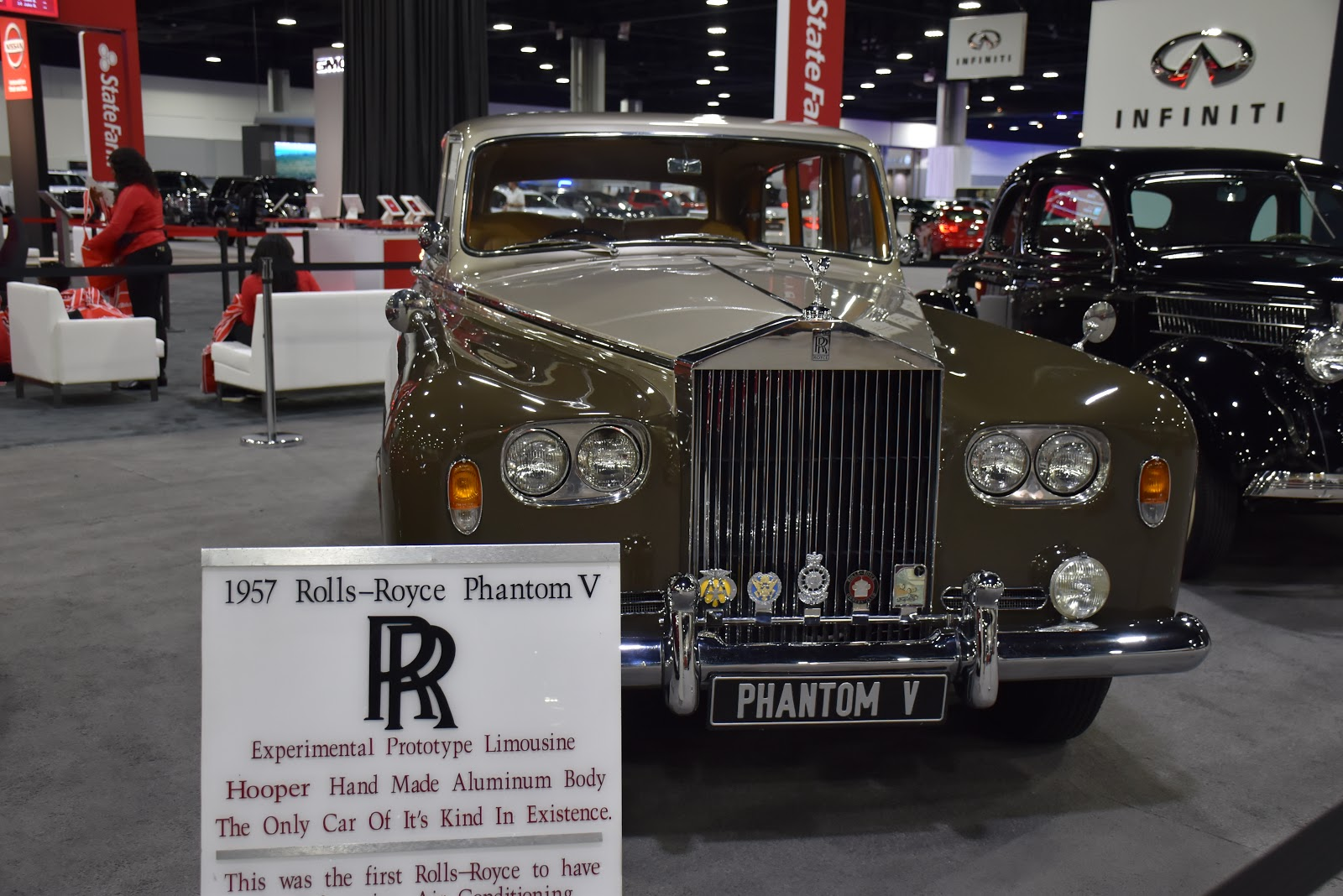 1957 Rolls-Royce Phantom V