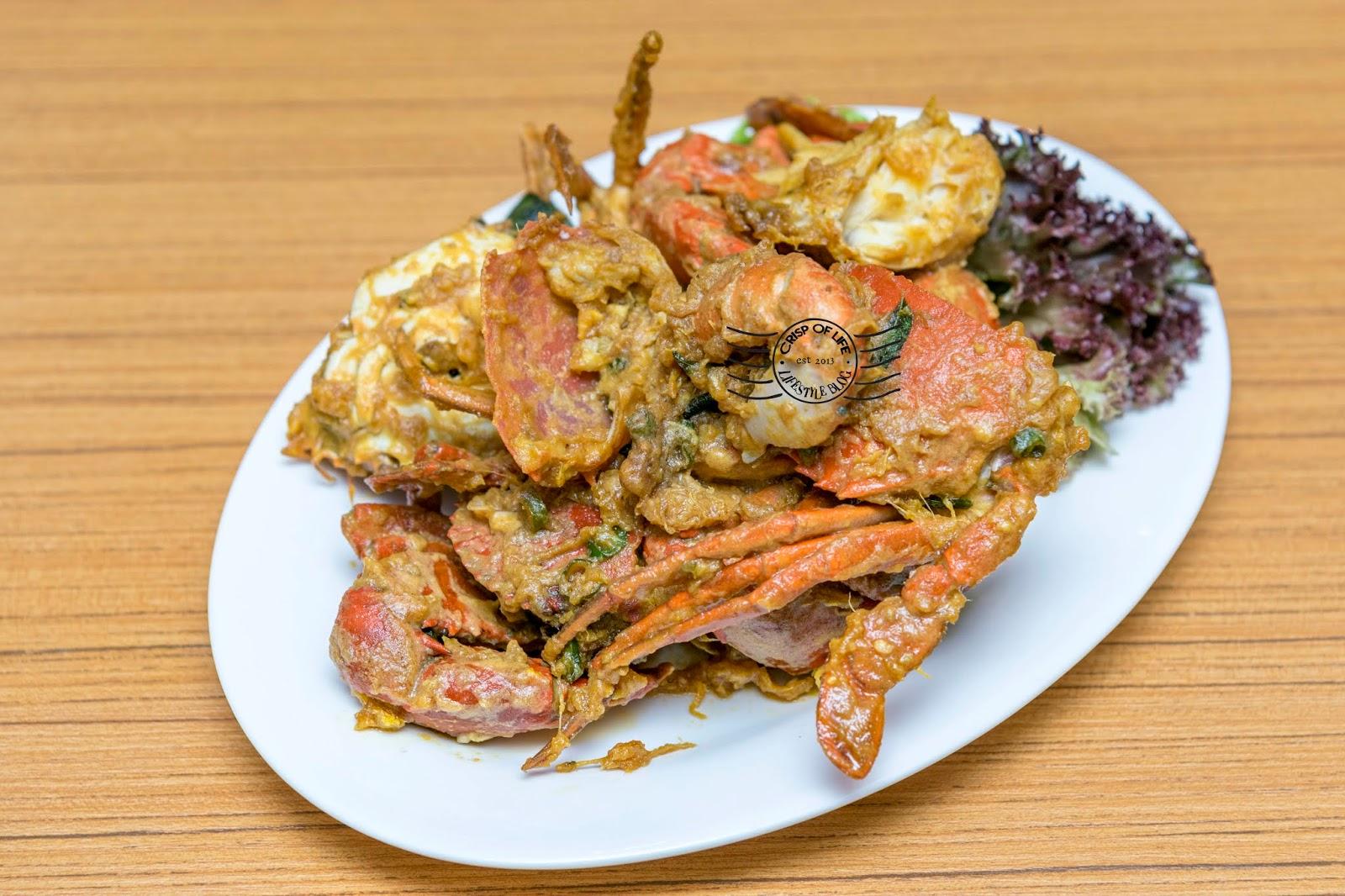 Vouk Hotel Chu Char Ikan Bakar Semi Buffet Dinner