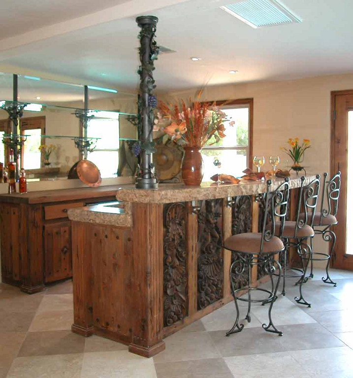 50 Stunning Home Bar Designs: 34 Nuevos Decoracion Barras Para Cocina