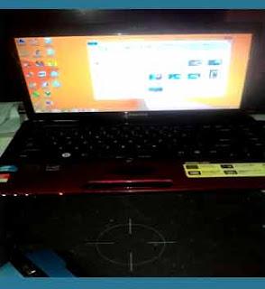 Mengatasi Laptop Toshiba Satellite L645 Yang Gemar Mati Sendiri Setelah 1 Jam Hidup