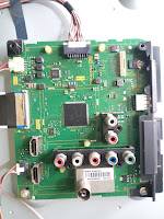 Service Mainboard TV LED LCD Tangerang BSD Gading Serpong Citra Raya Binong Permai