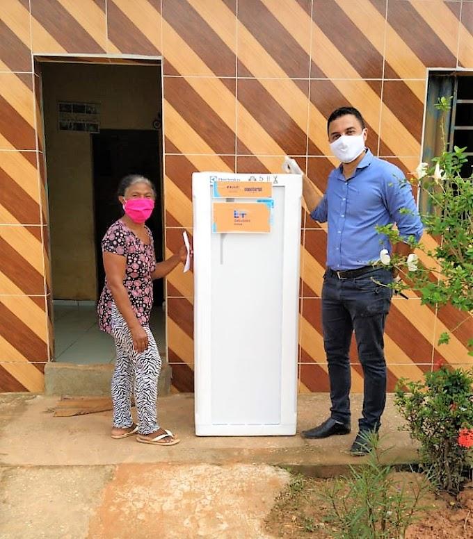 Atenção! Moradores de Chapadinha podem concorrer para trocar suas geladeiras velhas por novas
