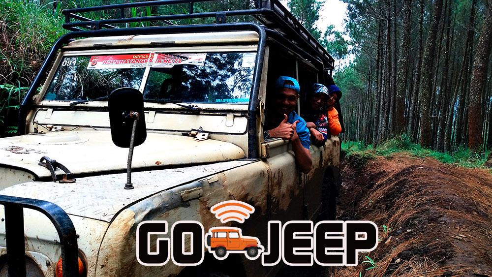 kontak dan informasi layanan sewa jeep wisata