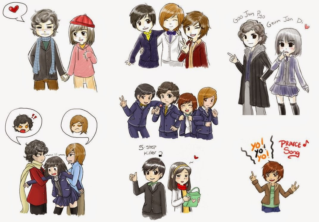 My Story Phi2t Kartun Drama Korea