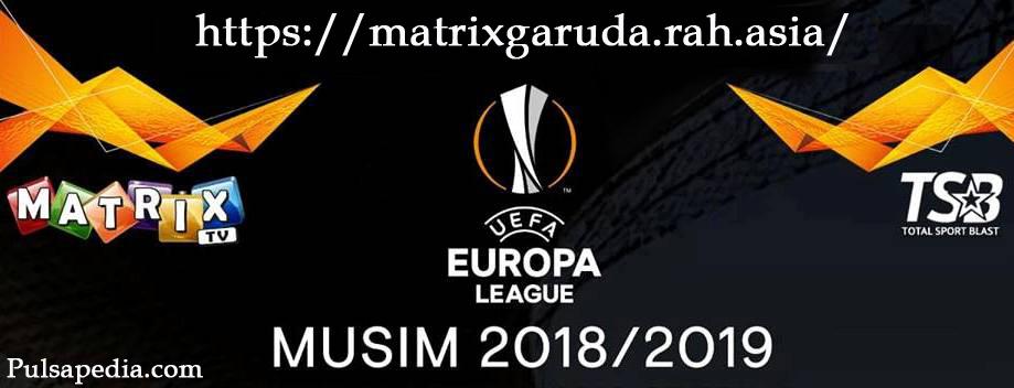 TSB Channel Hadir di Matrix Garuda untuk Nonton Liga Champions