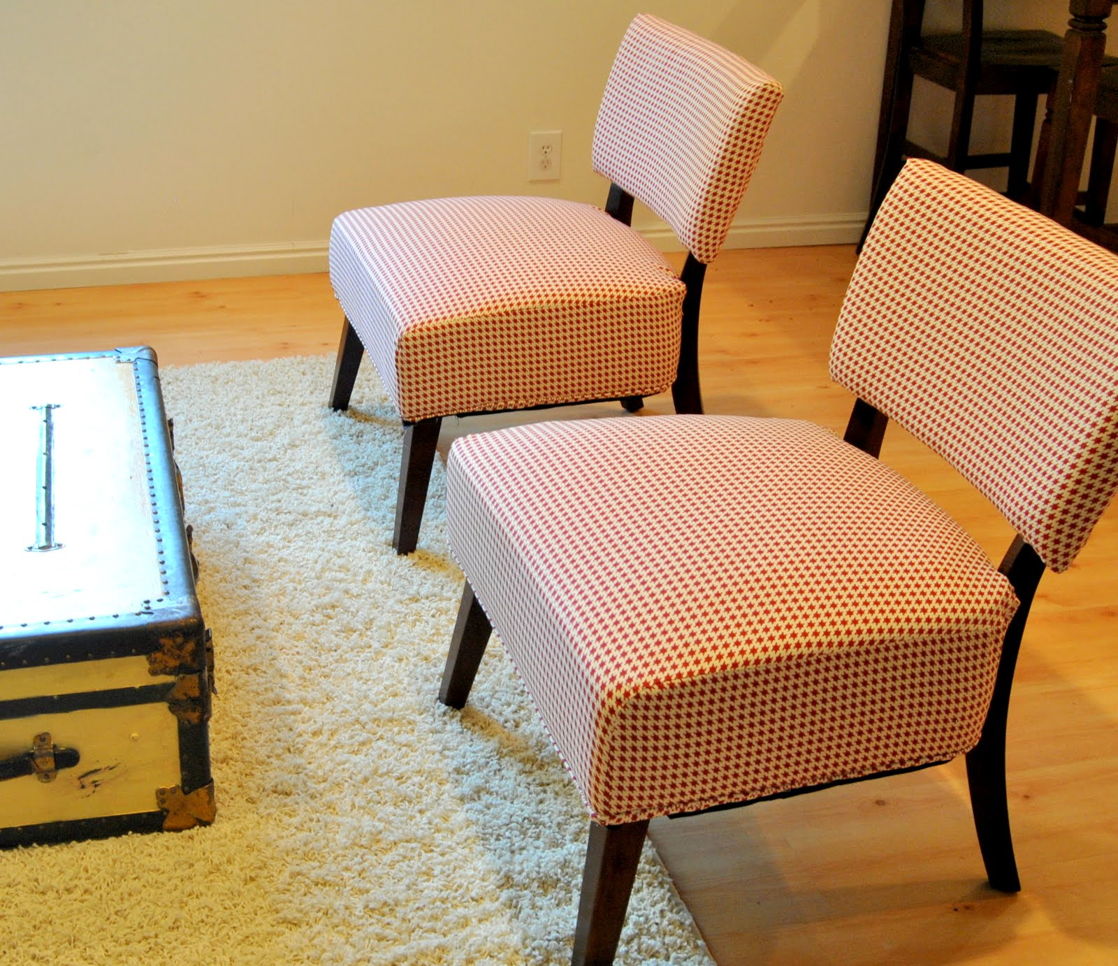 diy reupholster living room chair red and white curtains for maybe matilda reupholstered chairs aka the worst project ever