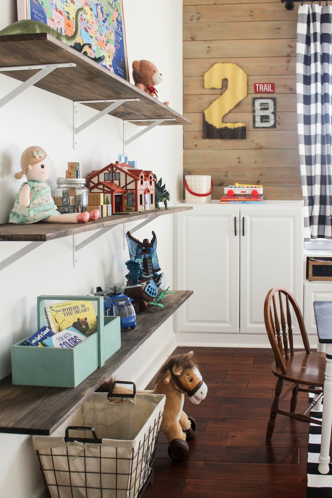themed playroom ideas