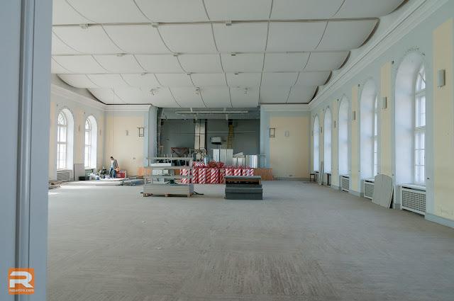 Jelgavas pils rekonstrukcija