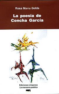 Concha García, en poetas invitados, Ancile.