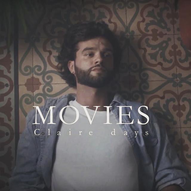 Claire Days revient avec le single de Movie avant la sortie de l'album.