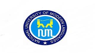 https://www.numl.eduu.pk - NUML National University of Modern Languages Multan Jobs 2021 in Pakistan