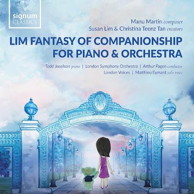 Lim Fantasy of Companionship for piano and orchestra - Signum Classics