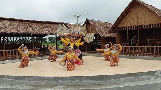 Desa Wisata Kampoeng Lama, Paloh Naga