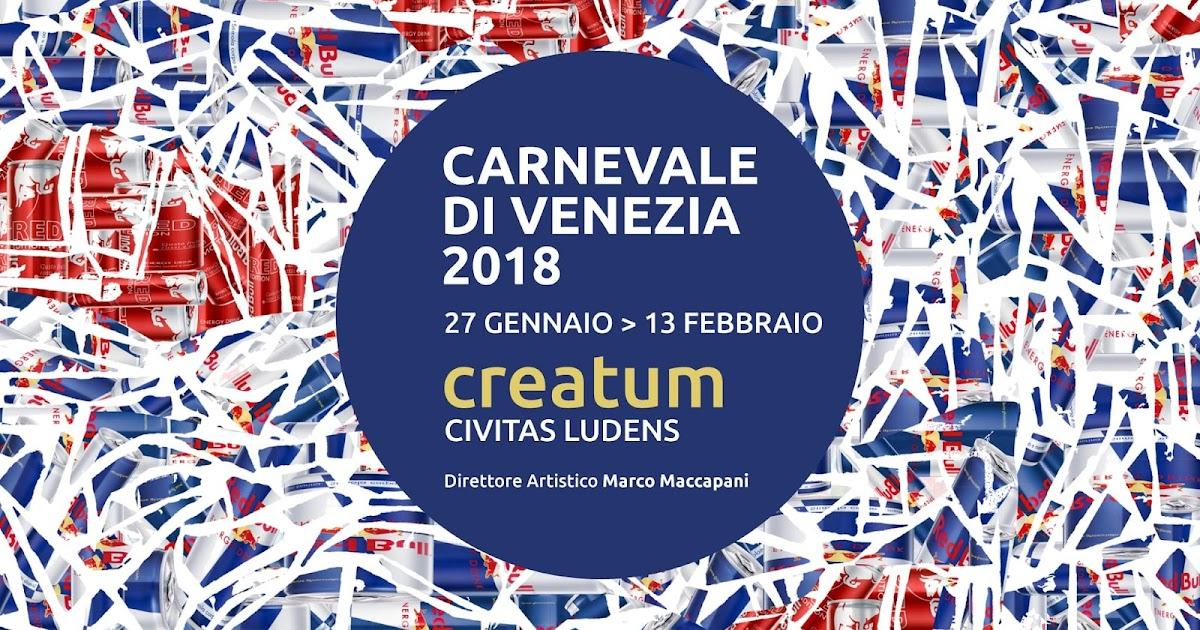 Populaire Destination Venise: Le programme du Carnaval de Venise 2018 QN46