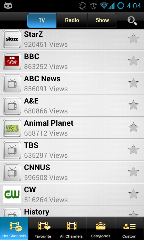 USTV Apk App Watch Free USA Live TV Channels On Android