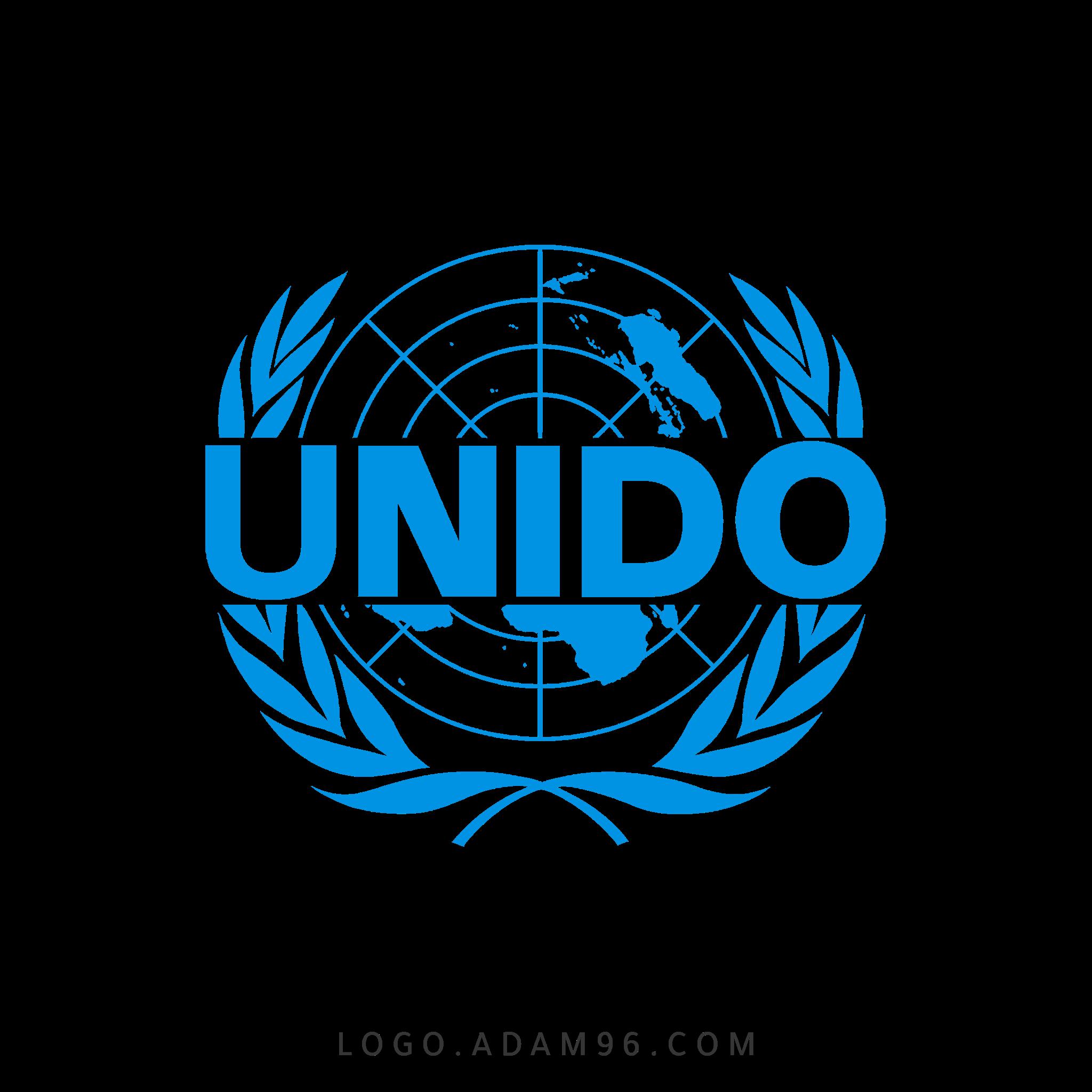 تحميل شعار منظمة الأمم المتحدة للتنمية الصناعية LOGO UNIDO PNG