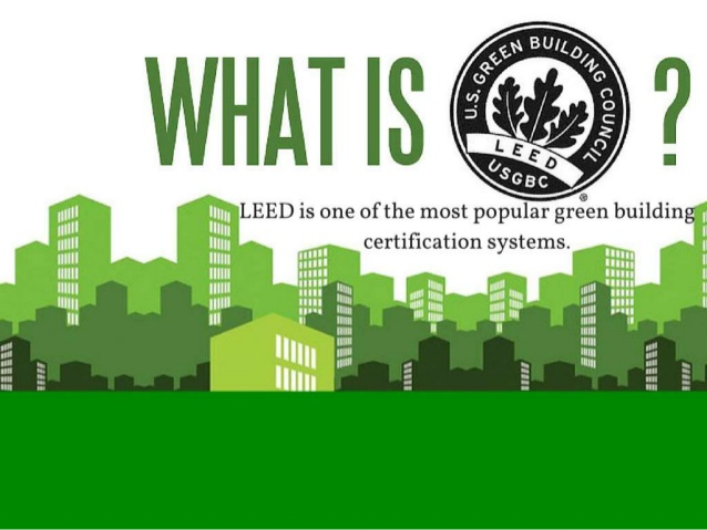 LEED Building: What Is It? Let\'s Learn (Green Living) - A Web Blog ...