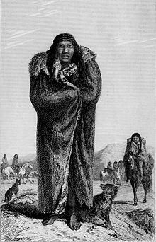 El enorme aborígen convenció a Magallanes de irse de sus tierras