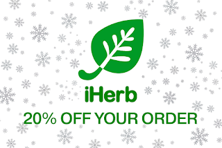 iHerb - 20% off your order
