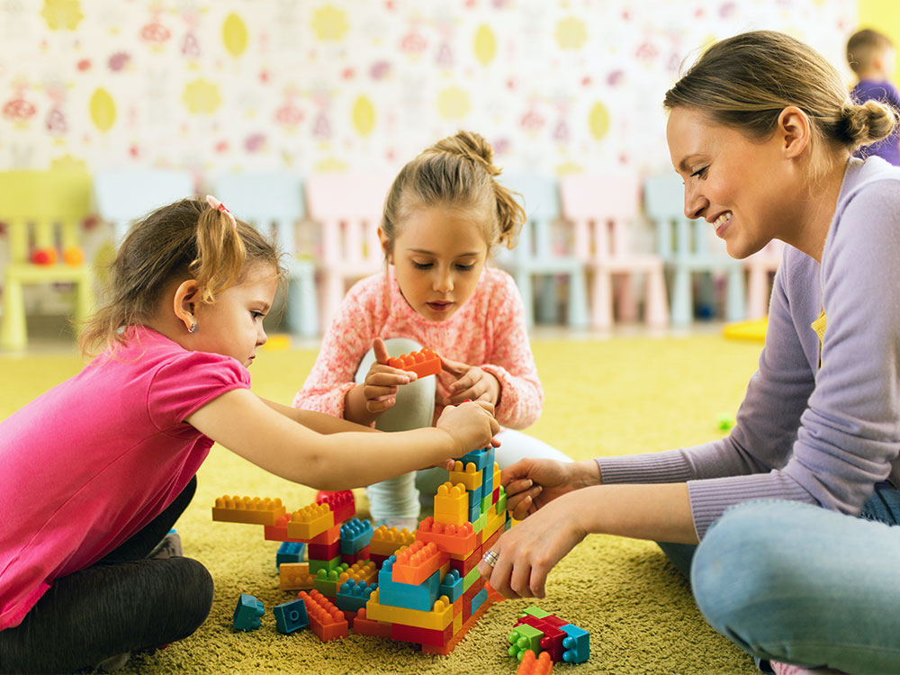 Everything in its place: how to teach a child to order