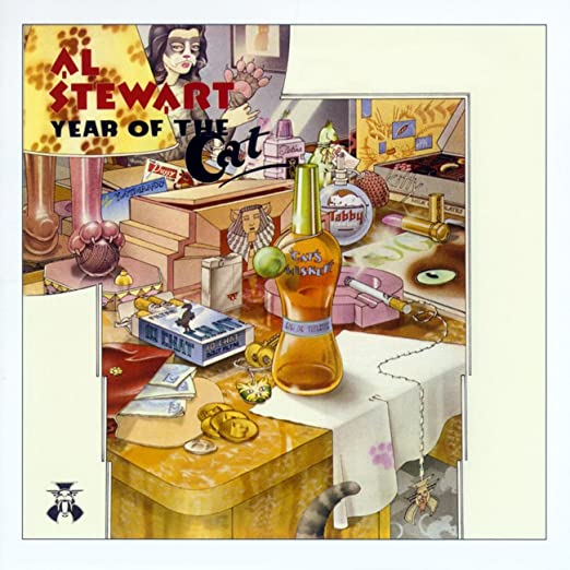 Reseña: Al Stewart - The year of the cat